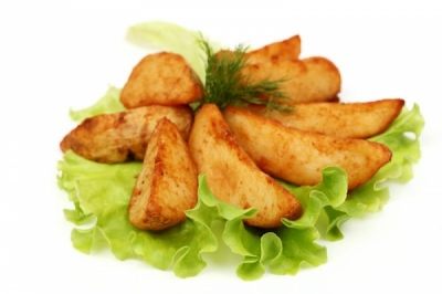 Картошка по-деревенски
